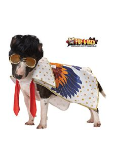 Elvis dog costume: Every purchase supports charity.