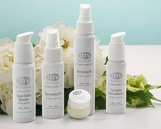 MV Organic Skincare is Australian, cruelty free and uses natural ingredients. You'll look and feel great on your special day with these great products.
