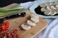 Bacon Ranch Cream Cheese Roll-Ups | Stephie Cooks