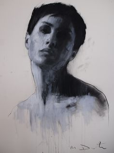 Mark Demsteader - Erin Head Study