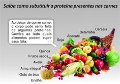 Proteína para vegetarianos