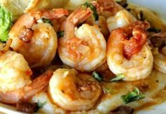 Shrimp and Grits - Dinner Eatery
