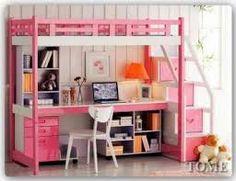 łóżko piętrowe z biurkiem - Szukaj w Google