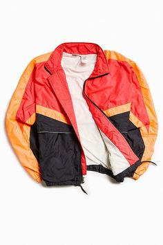 Vintage Asics Windbreaker Jacket