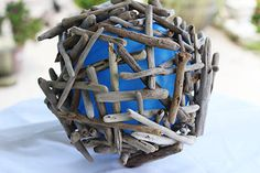 How to Make a Driftwood Ball