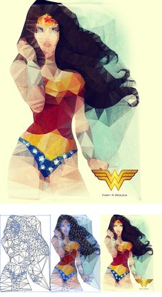 Totes out of character DC pin (aside from my usual Batman love). But I'm becoming a bit of a WW fan and this is cool.
