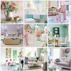 Pretty Pastel Interior Pastel Grey, Pretty Pastel, Pastel Style, Pastel Bathroom, Pastel Living Room, Pastel House, Interior And Exterior, Interior Design, Pastel Fashion