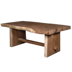 Rustic Teak Table