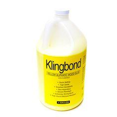 Klingbond Glue gal (Yellowish) $17.95