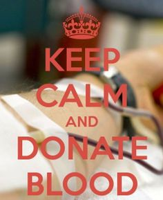 I have an essay about the importance of giving blood and i really need help?