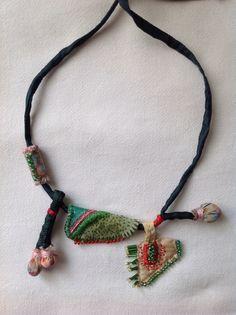 Marinela kozelj, Necklace 15