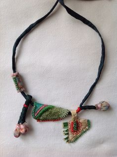 Marinela kozelj, Necklace 15