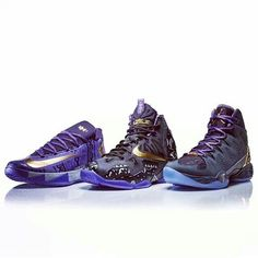 bd60a48d7277 29 Best Purple basketball shoes images