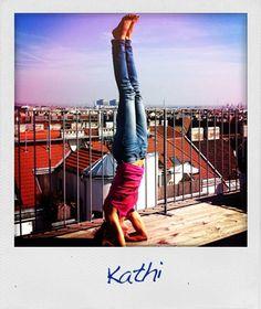 Bikram Yoga College Wien | Kathi