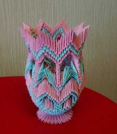 Modular origami: