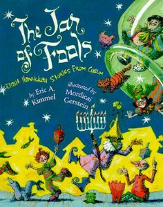 The Jar of Fools: Eight Hanukkah Stories from Chelm by Eric A. Kimmel