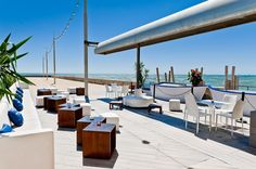 El Boo Restaurant and Beach Club, Barcelona