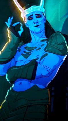 Marvel Series, Loki, Anime, Fictional Characters, Art, Art Background, Kunst, Cartoon Movies, Anime Music