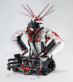 LEGO presents LEGO MINDSTORMS EV3
