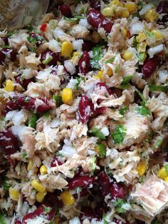 How to Make a Healthy Tuna Salad... would replace some ingredients but otherwise yummy!