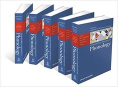 The Blackwell companion to phonology / edited by Marc van Oostendorp ... [et al.]  - Malden : Wiley-Blackwell, 2011 - Contén 	V.1: General issues and segmental phonology -- v.2: Suprasegmental and prosodic phonology -- v.3: Phonological processes -- v.4: Phonological interfaces -- v.5: Phonology across languages