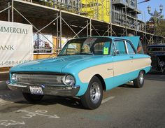 1961 Ford Falcon ★。☆。JpM ENTERTAINMENT ☆。★。
