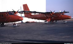 De Havilland Canada DHC-6-300 Twin Otter aircraft picture