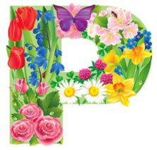 """Photo from album """"Цветочный"""" on Yandex. Alphabet Letters Design, Calligraphy Alphabet, Alphabet And Numbers, Letter Designs, Class Projects, Projects To Try, Floral Letters, Timeline Covers, Lettering Design"""