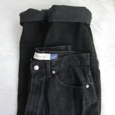 90s GAP reverse fit mom jeans The 90s are back.. So reunite with these classics!! 100% cotton. Made in USA. Ankle length. Inseam 26.5 inches. Waist laid flat is 14 inches with a 13 inch rise.  Bundle for best deals! Hundreds of items available for discounted bundles! You can get lots of items for a low price and one shipping fee!  Follow on IG: @the.junk.drawer Vintage Jeans