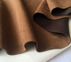 Polyester suede air layer fabric , suede spacer fabric