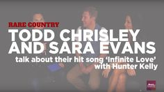 Todd Chrisley and Sara Evans talk about 'Infinite Love' | Rare Country http://bestofchrisleyknowsbest.com/todd-chrisley-and-sara-evans-talk-about-infinite-love-rare-country/