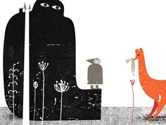 'Semidisegnitelodico' by Philip Giordano from Little Big Books: What Makes Great Children's Picture Book Illustration