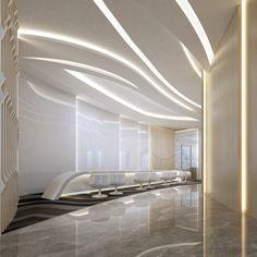 Un salon pur et contemporain avec les luminaires staff - Muebles pedro alcaraz ...