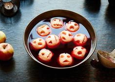 These scary snacks are perfect for ghoulish parties and gatherings