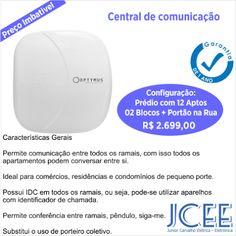 J C E E - Junior Carvalho Elétrica - Eletrônica: Promoção: Sistema para Intercomunicação