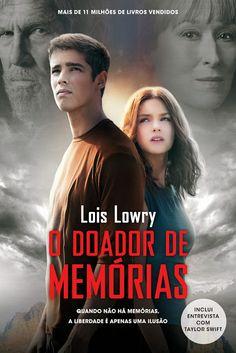 CCL - Cinema, Café e Livros: O Doador de Memórias de  Lois Lowry