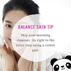 """""""Game changer"""" is the word most used to describe the results when you skip the morning cleans wet and go right to the toner stage. The toner on a cotton pad will be enough to remove any residue on the skin from the night before and allows you to minimize the drying effects of cleansers and even water. Many sensitive skin and acne prone Korean skincare gurus swear by this method to balance the oil/water and pH levels of their skin. If you're concerned about skipping cleanser you can use a…"""