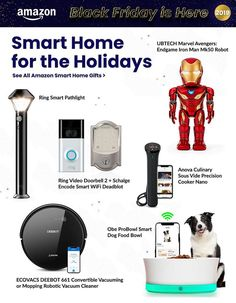 Amazon Black Friday Ad Scan, Deals and Sales 2019 The Amazon 2019 Black Friday ad is here! Be sure to subscribe to our newsletter to receive emails about all the latest Black Friday news and ad leaks ... #blackfriday #amazon Amazon Black Friday, Black Friday 2019, Friday News, Clean Rings, Dog Food Bowls, Amazons, Black
