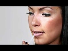 victorias secret lily aldridge look tutorial - Click image to find more hot Pinterest videos
