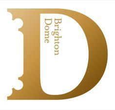 The new Brighton Dome identity