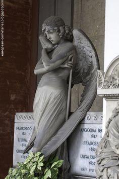 European Cemeteries - beautiful blog