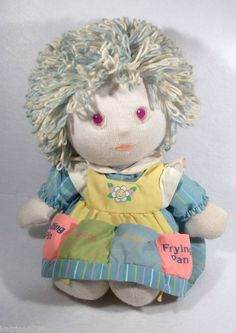 1986 Playskool Grandma's Marshmallow Babies plush doll...still have mine, but mine has pigtails and came in a different outfit