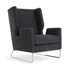 Gus Modern Danforth Chair & Reviews   Wayfair Supply