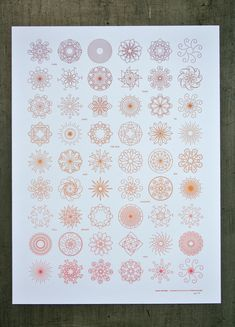 "Sacred Geometry! ""turn your face to the sun and the shadows fall behind you."" (sunshine poster by studio on fire)"