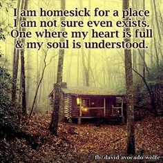 Home isn't a place, it's a person or people