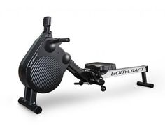 Bodycraft Rower w/Air/Magnetic Resistance VR200 # Rowing Machine – Get Fit Fast