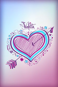 I love violetta so much that I want to sqease myself so tight!