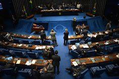 INFORMATIVO GERAL: Dilma fará sua defesa no Senado amanhã em processo...
