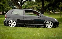 Julian's Aired Out Polo Vivo Volkswagen Polo, Vw, Porn, Men's Fashion, Garage, Pictures, Cars, Wheels, Funny Memes