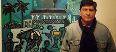 IN THE ESTUDIO Muestra individual de Piero Quijano en  la sala Miró Quesada #arte #pintura